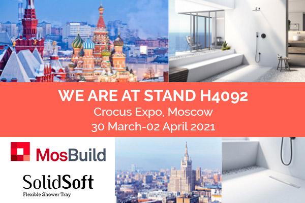 SolidSoft asistirá Mosbuild 2020