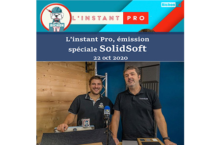 Presentación de producto en Instant pro de Bichon TV